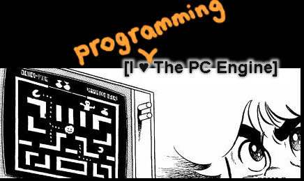 PC-Engine ASM Programming Tutorials by Chris Covell
